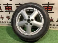 Запасное колесо R16 Toyota Mark2 JZX100 tourerV #Б