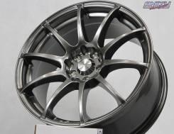 Комплект дисков Style Advan RS R17 8.0jj ET38 5*114.3 / 5*100 (E050)