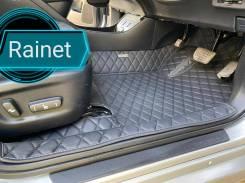 Коврики 3D Rainet в салон для Prius 30.