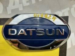 Эмблема крышки багажника Datsun On-Do Датсун