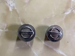 Колпачки от дисков Nissan оригинал