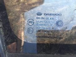 Стекло кузовное глухое левое Daewoo Nexia N100 N150 с1994-2016г Нексия N100 2004 [28582]