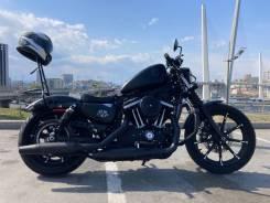 Harley-Davidson Sportster Iron 883 XL883N, 2020