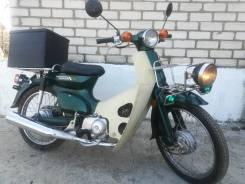 Honda Super Cub 50, 2005
