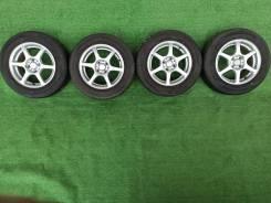 Фирменные литые диски Az sport из Японии, без пробега по РФ.