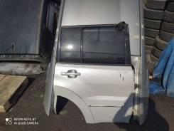 Дверь Mitsubishi Pajero, правая задняя