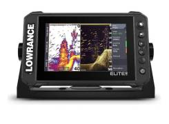 Картплоттер Lowrance Elite FS 7 Active Imaging 3-1 Transducer (ROW)