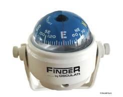"Компас Finder размер 2"" 5/8 (67 мм), синий"