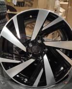 Новые диски Mitsubishi Outlander 18 KHW1801 (Outlander) Black-FP Khome