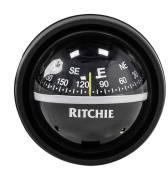 Компас Ritchie Explorer, черный, врезной