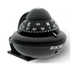 Компас Ritchie Sport, черный корпус черный циферблат