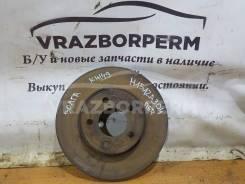 Диск тормозной передний GAZ Volga 3110 [31103501077]
