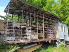 Пчелопавильон ОдАЗ 9370 для пасечника кочевой, 1999