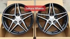 Высококачественные Sakura Wheels. В наличии!