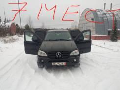 Mercedes-Benz M-Class, 2000