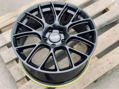 New R18 5x112 RayOne Satin Black (#WheelMag)