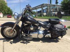 Harley-Davidson Heritage Softail FLST, 2009