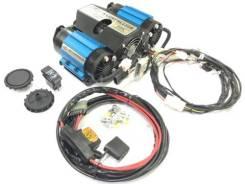 Компрессор 12V двухпоршневой высокопроизводительный стационарный Ckmta12-HF HF 4x4 Accessories [Ckmta12HF]