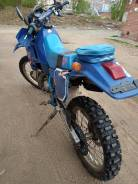 Kawasaki KDX 200SR, 1991