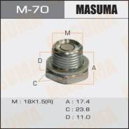 Маслосливной болт (пробка) с магнитом