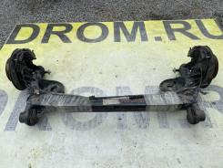 Балка со ступицами задняя в сборе Toyota Ipsum ACM21