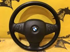 Руль кожаный BMW X5