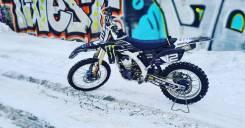 Yamaha YZ 250F, 2012
