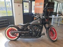 Harley-Davidson Blackline FXS, 2006