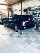 Бампер задний Subaru Forester Sg XT