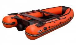 Лодка моторная ПВХ Абакан-420 JET Light