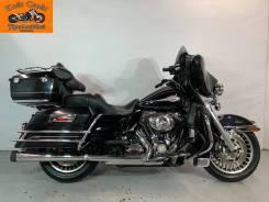 Harley-Davidson Electra Glide Ultra Classic FLHTCUI, 2011