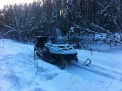 Продам снегоход Polaris LX550 2011г