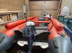 Лодка ПВХ Reef triton 390 f НДНД