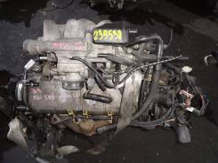 ДВС+КПП Mazda
