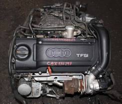 Двигатель Volkswagen CAX 1.4 литра TFSI Golf Jetta Tiguan Passat B6