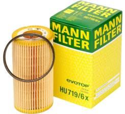 Фильтр масляный MANN HU719/6x в наличии в Хабаровске