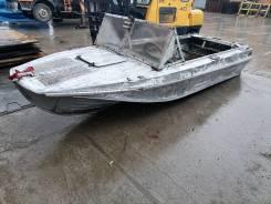 Продам корпус лодки Казанка 5м2 без документов