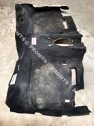 Ковровое покрытие заднее BMW 5-series VI (F10)