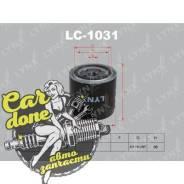 Фильтр масляный Lynxauto LC1031