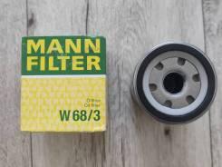 Фильтр маслянный Mann W68/3
