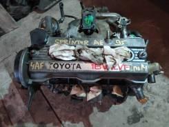 Двигатель Тойота 4AF
