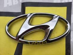 Эмблема решетки радиатора Hyundai Solaris 2011