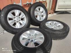 Как новые Оригинал диски Toyota R17, 6/139