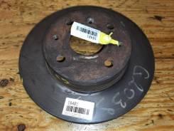 Тормозной диск Daihatsu Charade 1998 G203S HE, передний правый