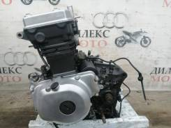 Двигатель Kawasaki ZZR250 EX250EE лот (77)