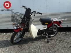 Suzuki Birdie 50 (B10100), 2012