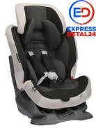 Кресло детское автомобильное swing moon premium, группа 1/2, черно-серое (6u) Ailebebe ALC460E