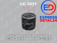 Фильтр масляный (6r) Lynxauto LC-1031