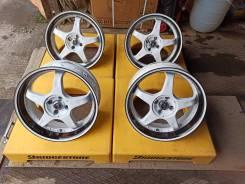 Отличные диски HRS 17 4*100