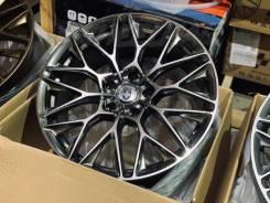 В наличии! New R18 5x114,3 HRE P200 HyperBlack (#WheelMag)